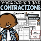 Contractions Activities Distance Learning Home School Inde