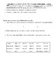 Connotation, Denotation and Tone Worksheet