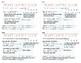 Connotation Exit Cards *CCSS Aligned RL.6-9.4 *Bundle includes 5 different cards