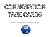 Connotation Task Cards