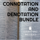 Connotation and Denotation Bundle