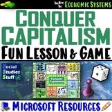 Conquer Capitalism! ~ FUN Board Game & Lesson: Experience