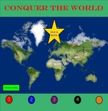 Conquer the World (Simplifying Expressions and Solving One