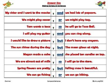 Conquering Compound Sentences