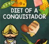 Conquest: Diet of a Conquistador (Science & DT) (Food Technology)