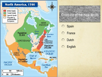 AP US History Key Period 1: Conquest and Conflict PowerPoint Lecture