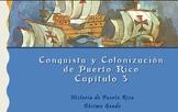 Conquista y colonización de Puerto Rico
