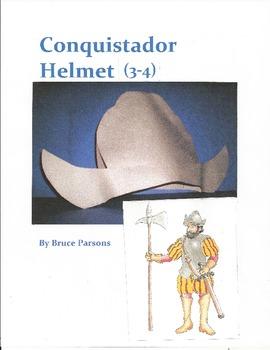 Conquistador Helmet/Hat