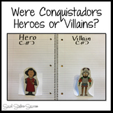 Conquistadors of Texas for Texas History 7th Grade