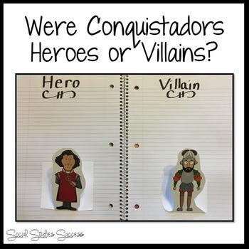 Explorers of Texas - Conquistadors - Columbus Discussion a