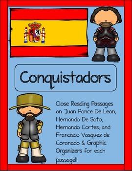 Conquistadors Passages