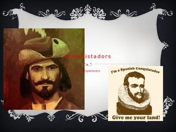 Conquistadors PowerPoint