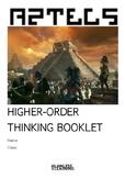 Conquistadors and Aztecs extension booklet