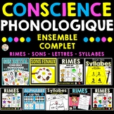 Conscience phonologique (Ensemble Complet) - French Phonic