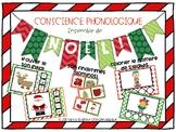 Conscience phonologique - Thème de Noël