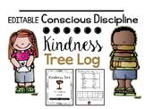 Conscious Discipline Kindess Tree Log {Editable}