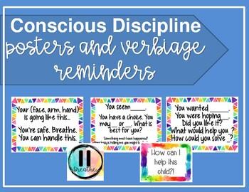 Conscious Discipline Printables-Posters