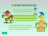 Consciousness PowerPoint and workbook
