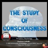 Consciousness Presentation and Activities -Print & Digital