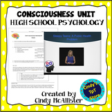 Consciousness Unit for High School Psychology