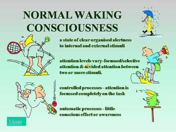 Consciousness – introduction
