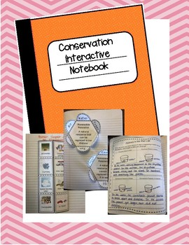 Conservation Interactive Notebook