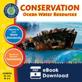 Conservation: Ocean Water Resources Gr. 5-8