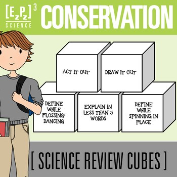 Conservation Science Cubes