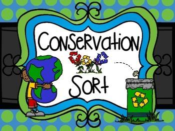Conservation Sort