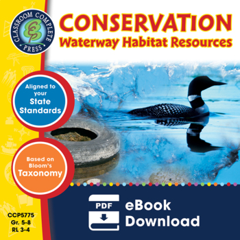 Conservation: Waterway Habitat Resources Gr. 5-8