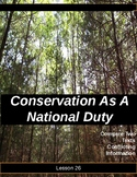 Conservation as a National Duty: Lesson 26: Flamingo
