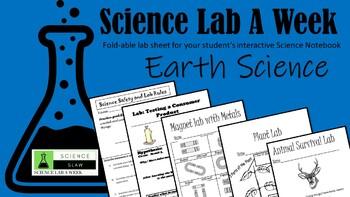 Conservation lab (renewable and nonrenewable) (environmental lab)