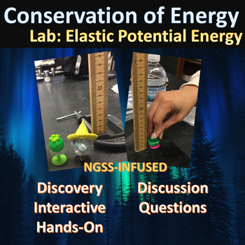 Conservation of Energy: Elastic Potential Energy Lab
