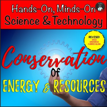 Conservation of Energy (Grade 5 Ontario)