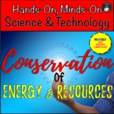 ONTARIO GRADE 5 SCIENCE: CONSERVATION OF ENERGY