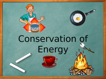 Conservation of Energy PPt
