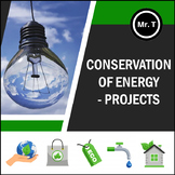 Conservation of Energy - Projects