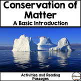 Conservation of Energy {Reading Passages and Activities}
