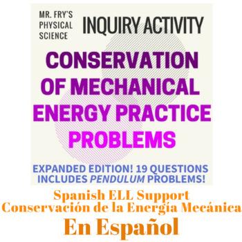 Conservation of M.E. (Spanish Version) Conservación de la Energía Mecánica