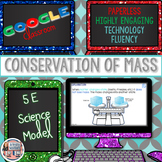 Conservation of Mass 5E Science Unit