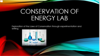 Conservation of Mass Laboratory PowerPoint Slides