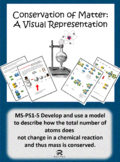 MS-PS1-5 Conservation of Matter: A Visual Representation of A Chemical Reaction