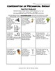 Conservation of Mechanical Energy - Practice Problems - Great Worksheet w/ key!