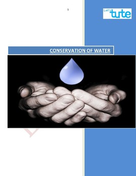 Conservation of Water | Assessments | Worksheets