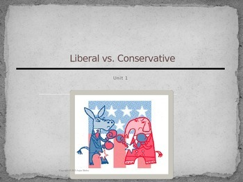 Conservative and Liberal Power Point