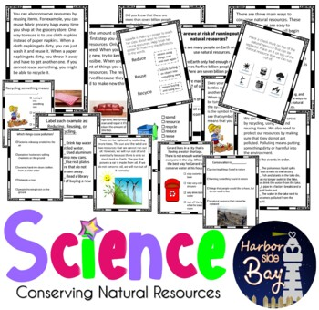 Conserving Natural Resources (Elementary School)