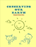 How to Conserve Our Earth