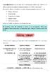 Consideraciones del paradigma verbal