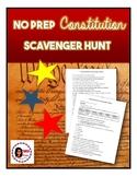 Constitution Day: Editable Scavenger Hunt