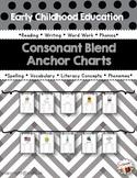 Consonant Blend Anchor Charts
